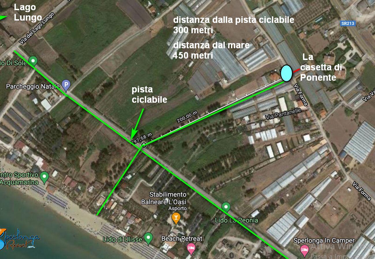 Apartment in Sperlonga - Casetta di Ponente Sperlongaresort